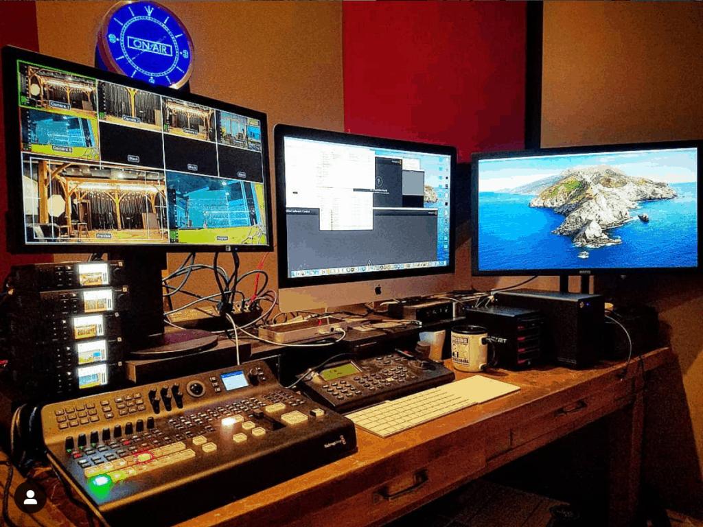 Livestream Station at SHSW