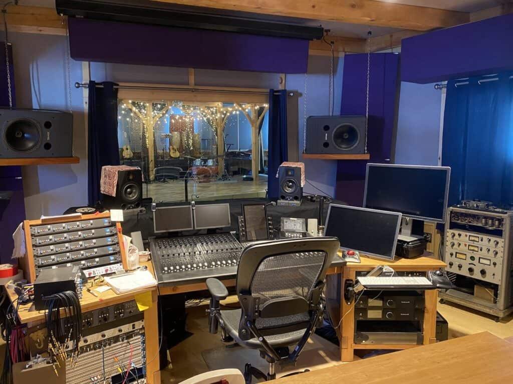 Soule Monde Sugarhouse Soundworks Studio